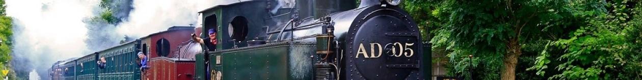 Chemin de fer à vapeur des 3 vallées (Mariembourg-Treignes)