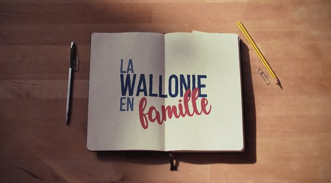 Wallonia with your family ! Travel by steam train