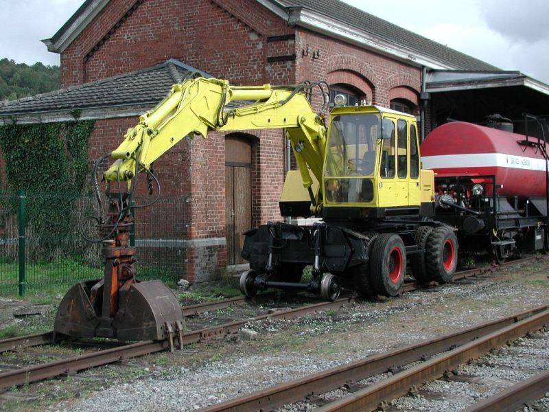 Grue Rail-Route
