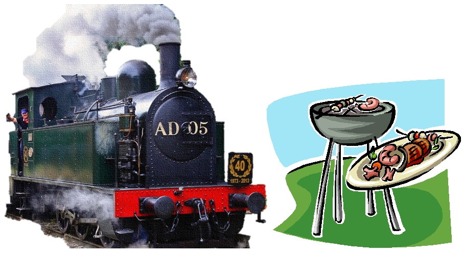 Train Barbecue