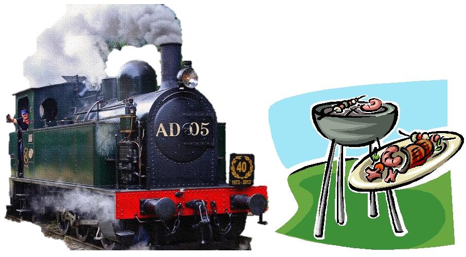 Train Barbecue