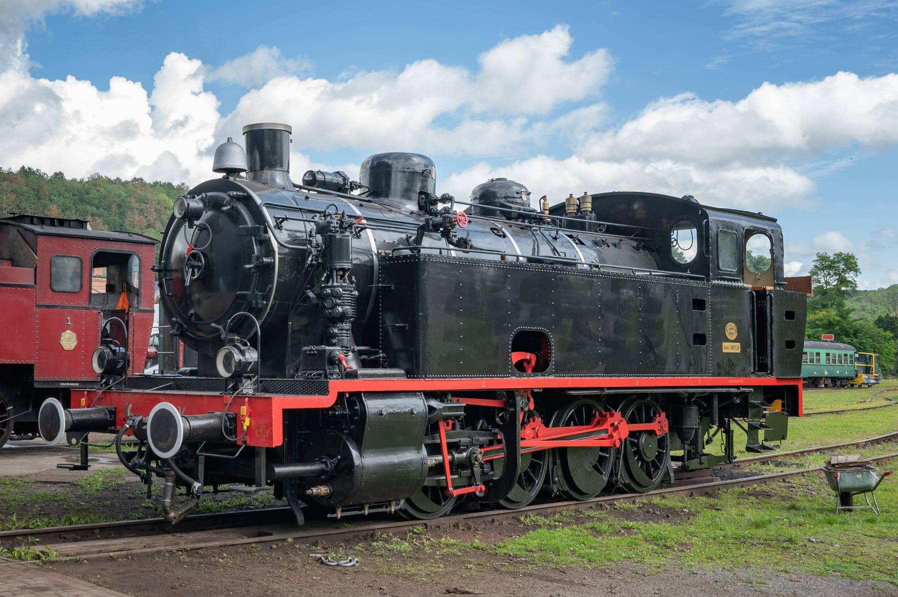 Locomotive SACM
