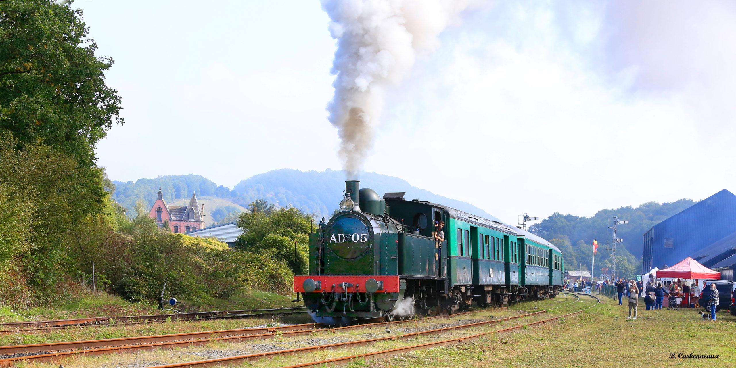 Locomotive AD 05